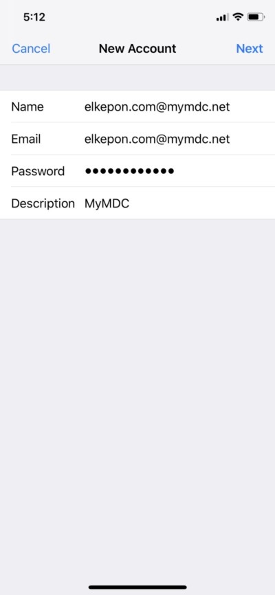 new-account-mdc-email-iphone